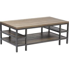 West Branch Coffee Table - Furniture - Accent Tables - Coffee Tables - What's New  - Industrial Chic - Rustic