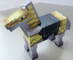 Pixel Papercraft - Print your Minecraft character as well as blocks. Plus a couple mobs