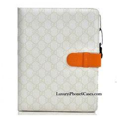 Gucci iPad mini Case White