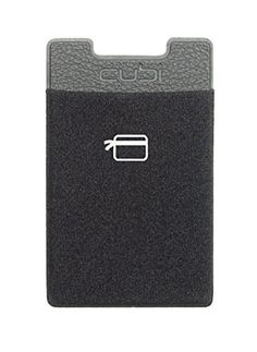 CardNinja Ultraslim Self Adhesive Credit Card Wallet for Smartphones Black -- Click image to review more details.