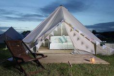 Tende da campeggio di lusso http://atutto.net/1zeHZDc #CampeggioDiLusso, #Glamping, #TendaCamping, #TendaDaCampeggio