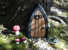 Faerie doors, Fairy Doors, Gnome Doors, Elf Doors, 5.5 inch.