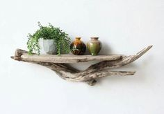 Twig Furniture, Driftwood Furniture, Driftwood Projects, Furniture Ideas, Beach Crafts, Home Crafts, Diy Home Decor, Driftwood Mirror, Diy Holz