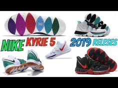 4b888b9b46ce NIKE KYRIE 5 RELEASES FOR 2019