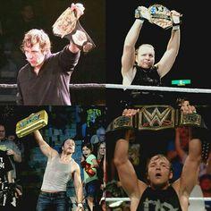 Dean the champ<3