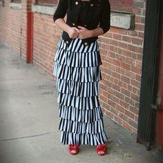 ISO Dainty Jewell's skirt I'm not selling but I'm in search for this gorgeous lace Dainty Jewell's ruffled skirt, please help me find it. Thank You and have a blessed day  Dainty Jewell's Skirts Maxi