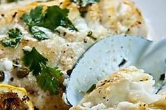 New-style baked fish Tea Biscuits, Buttery Biscuits, Peppermint Crisp Tart, Lemon Squares Recipe, Oxtail, Crisp Recipe, Baked Fish, Lemon Chicken, The Dish