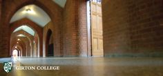 Girton College in Cambridge. One of the finest of them all both visually and academically.