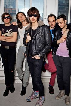 Ranking The Strokes albums.