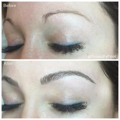 What Is Eyebrow Microblading - How to Get Semi-Permanent Eyebrow Tattoos