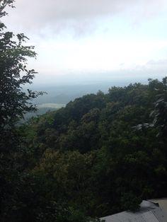 Morning view at curup village