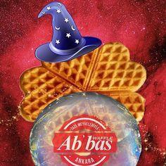 Size Waffle Falı baktık. Üç vakte kadar Abbas Waffle'a yolunuz görünüyor, bizden söylemesi!