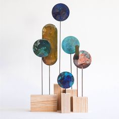 / Oslo-based craft, art and design studio create pieces that explore nature, craftsmanship and storytelling. Kneip will showcase their 'Weathered' collection, a series of sculptures that explores and illustrates a.