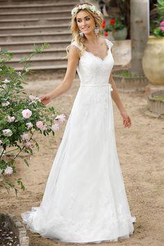 Brautkleider im gehobenen Preissegment | miss solution Bildergalerie - Modell 416019 by LADYBIRD