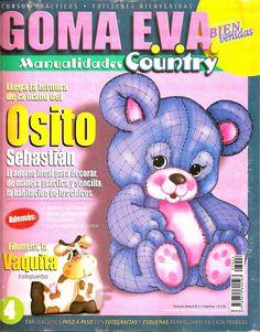 Revistas de manualidades Gratis: Descarga 12 revistas de goma eva gratis