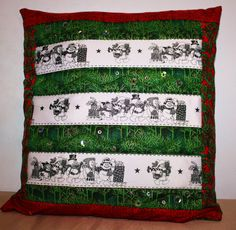 With Christmas coming up soon, the desire to decorate the house escalates. New cushion covers will perk up any dull looking sofa. Cushion Covers, Christmas Sweaters, Cushions, Decor, Throw Pillows, Toss Pillows, Decoration, Pillow Shams, Christmas Jumper Dress