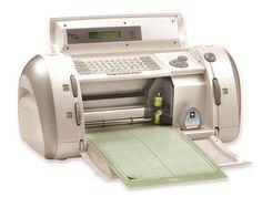 i want Cricut® Personal Electronic Cutter