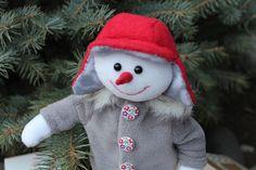 Снеговик от Pozharova на Etsy