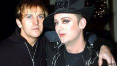 Strange managed the Blitz Club in London's Soho, a focal point for the New Romantic movement where acts such as Boy George, pictured, Duran Duran and Spandau Ballet started George Martin, Boy George, Toddler Fashion, Boy Fashion, Gary Kemp, Martin Kemp, Schoolboy Q, Stranger Things Steve, New Romantics