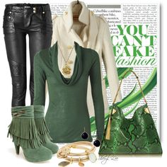 """""""Emerald Green"""" by sheryl-lee on Polyvore"""
