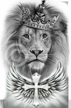 Lion Head Tattoos, Bull Tattoos, Cool Arm Tattoos, Tiger Tattoo, Animal Tattoos, Leg Tattoos, Black Tattoos, Sleeve Tattoos, Family Tattoo Designs