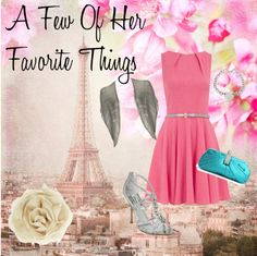 Her Favorite Things, created by luvrunnin on Polyvore