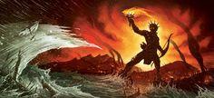 "ArtStation - Clash of Titans (7 Wonders Artpack), Jean-Baptiste ""Djib"" Reynaud"