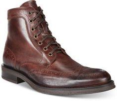 sports shoes 2c9c7 912be Kenneth Cole Reaction Men s Brace Wingtip Boots Botas Hombre, Tenis, Zapatos,  Hombres,