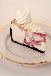 Olive Garden's Raspberry Mousse Cheesecake