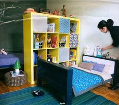 Phia And Anthony S Shared Space Limerts Got A Loft Kids Bedroom