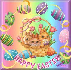 Feliz Pascua comentario