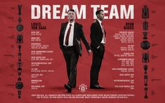 Manchester United's new management team of Louis van Gaal and his assistant Ryan Giggs have an impressive collection of silverware between them, which presents the exciting proposition that they can deliver success after a fallow season in the trophy-winning stakes for the Reds.
