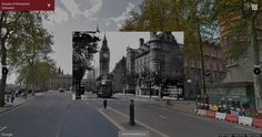 This Interactive Map Shows How London Has Changed Over the Past 100 Years