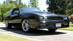 monte carlo pictures 1988 chevrolet monte carlo Chevrolet Monte Carlo, Car Chevrolet, Chevy Chevelle, Classic Chevrolet, My Dream Car, Dream Cars, Custom Camaro, Gm Car, Pontiac Grand Prix