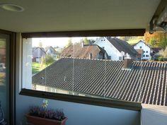 Balkonverglasung Windows, Balconies, Timber Wood, Window, Ramen