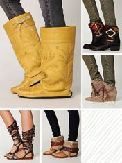 Free People | SHOES! | shoes i want and couldn't put into a wishlist.