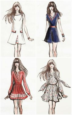 Zooey Deschanel Collaborates with Tommy Hillfiger for New Fashion Line |My Thirty Spot