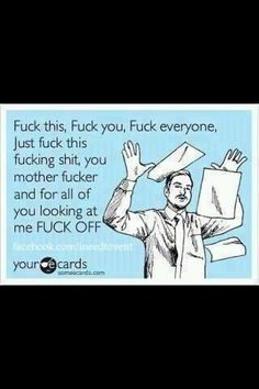 HAHAHAHA not going to lie I feel like this once in a while