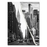 Found it at Wayfair - Downtown City by Philippe Hugonnard Graphic Art on Wrapped Canvas