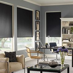 Roller shades by the Ocwindowshades