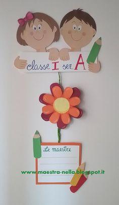 maestra Nella: per la porta dell'aula
