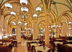 viena coffee houses at DuckDuckGo Restaurant Bar, Cafe Central, Budapest, Art Café, Jude The Obscure, Heart Of Europe, Cool Cafe, Vienna Austria, Best Cities