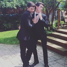 Shawn Mendes at his school Prom