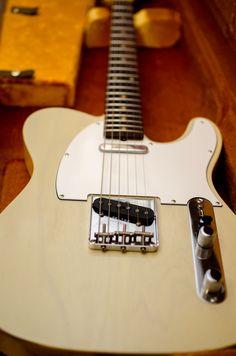 Fender Custom Shop 63 Tele Relic  http://bananas.com/fender-custom-shop-63-tele-relic/dp/19039