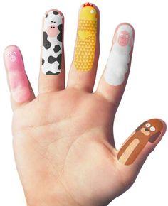 Bandaid kids tattoos