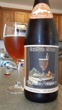 Dogfish Head - Red & White
