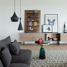 design Modern London apartment Well Defined London Penthouse Evoking a Strong Metropolitan Feel