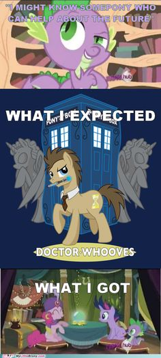 YYYYEEEESSSSS!!!! I'm sorry Pinkie but you don't come close to The Doctor with time.
