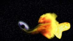 Even small black holes emit gravitational waves when they collide, and LIGO heard them LIGO scientists say they have discovered gravitational waves coming from another black hole merger, and it's the tiniest one they've ever seen.