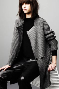 Soyer Ottoman Sweater Coat | DES KOHAN